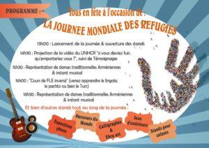 Programme Journée Mondiale des Réfugiés 2018 (00000002)